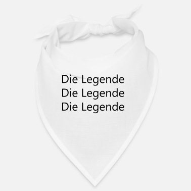 Legende Die Legende - Bandana