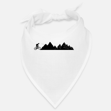Bike Mountain Bike Mountains Bike - Bandana
