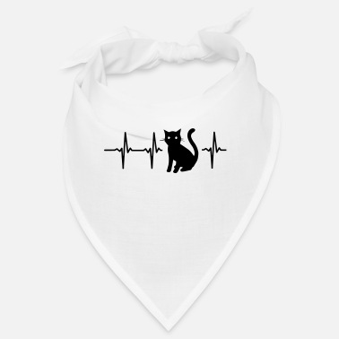 Persians My heart beats for cats! - Bandana