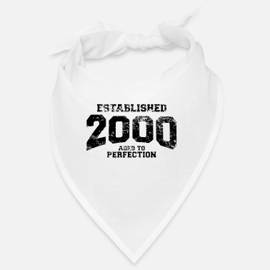 Established established 2000(fi) - Bandana