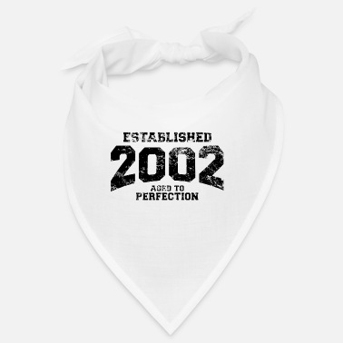 Established established 2002(fi) - Bandana