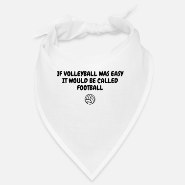 Volley Volleyball - Volley Ball - Volley-Ball - Sport - Bandana