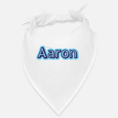 First Name Aaron name first name - Bandana