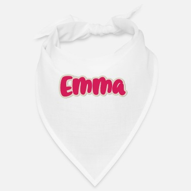Name Day Emma name first name - Bandana