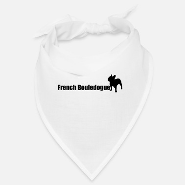 Bulldog French French Bulldog - Bandana