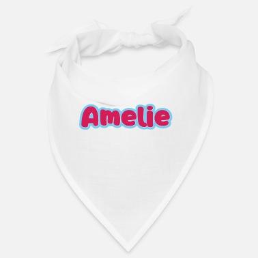 Name Day Amelie name first name - Bandana