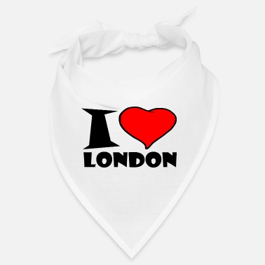 London London / Ich Liebe london - Bandana