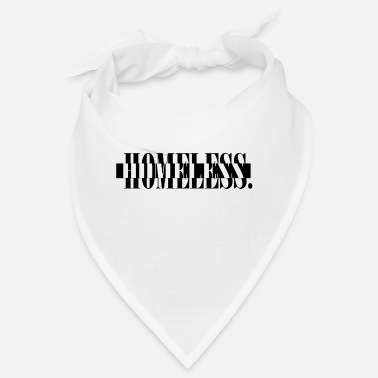 Nolove homeless - Bandana