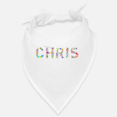 Typography Chris Typography - Bandana