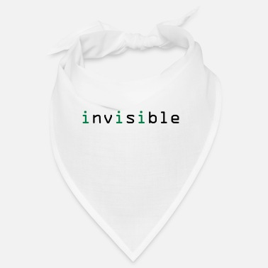 Invisible invisible - Bandana