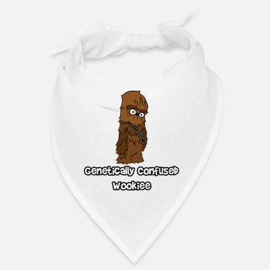 Chewbacca Funny Genetically Confused Wookiee | ThereGoesLucie - Bandana