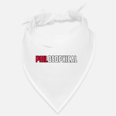 PhilosophicalBrit - Bandana