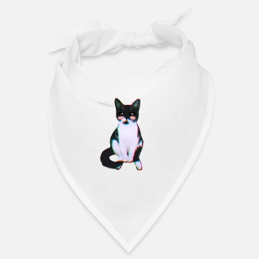 Cat cats cat kitty cats katzenchen - Bandana