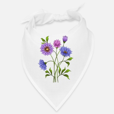 Nature Flowers - Bandana