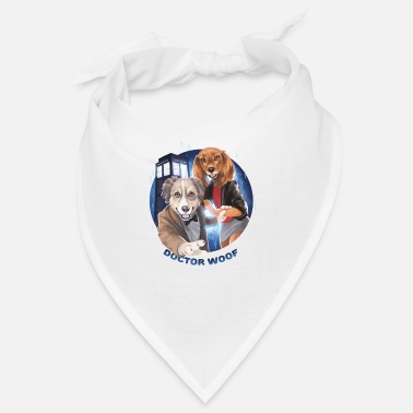 Collections doc woof pieni PNG - Bandana