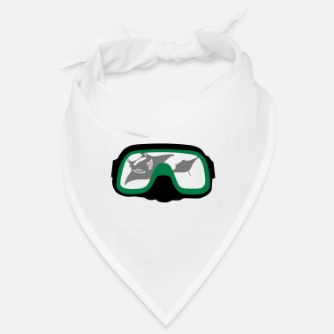 Maske diving Mask - Bandana