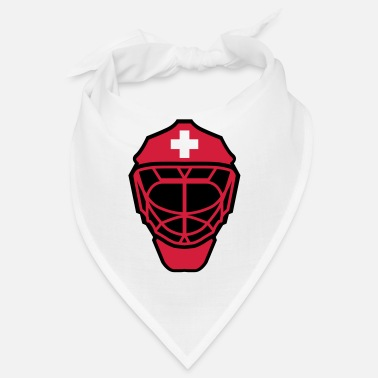 Hockey Goalie Hockey Goalie Mask Switzerland - Bandana