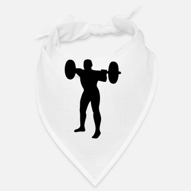 Weightlifting Weightlifter, weightlifting - Bandana