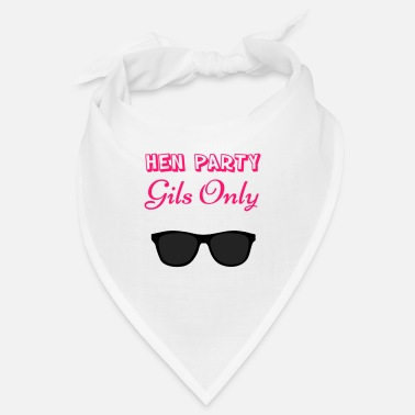 Hen Hen Party - Bandana