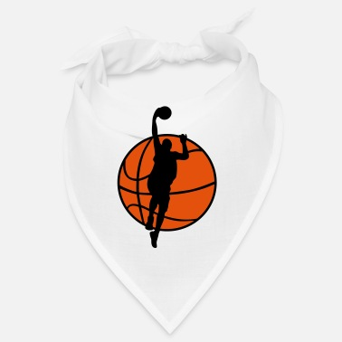 Basketball Basketball & Basketball Player - Bandana