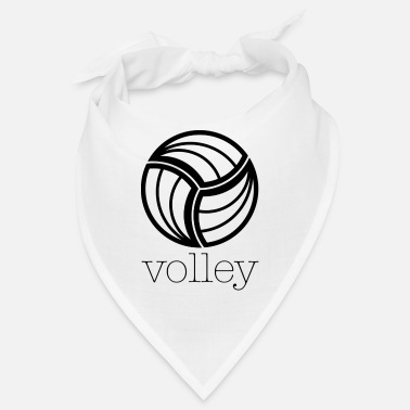 Volley V wie Volley - Bandana