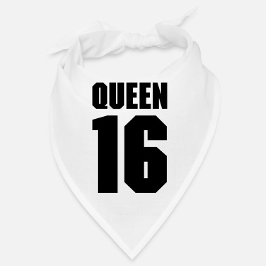 Teamplayer Queen 16 Teamplayer - Bandana