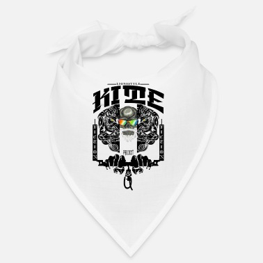 Kiteboard Lionsstyle Kite Fictie Project - Bandana