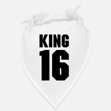 Teamplayer King 16 Teamplayer - Bandana
