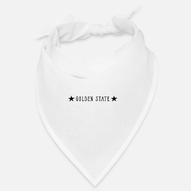 Stat Golden State - Bandana