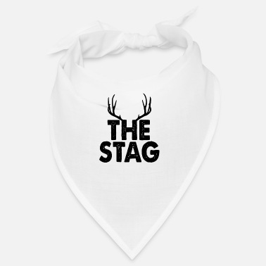 Stag Do The Stag - Bandana
