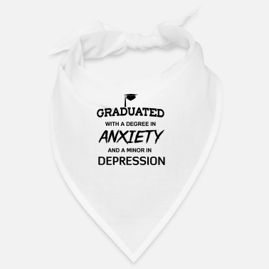 Degree Graduated with degree in anxiety and depression - Bandana