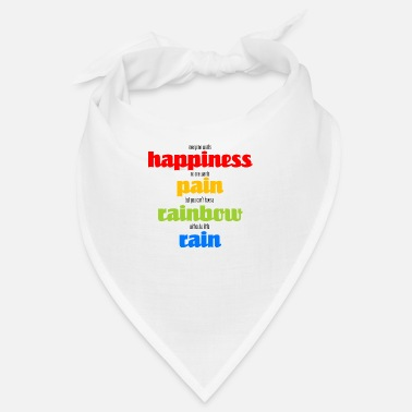 Happiness Happiness - Bandana