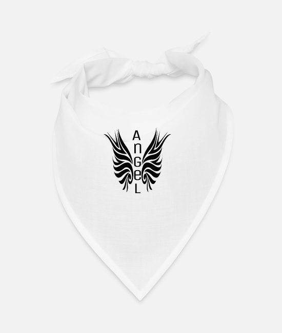 Motive Bandanas - Angel - Bandana white