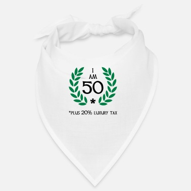 Humor 60 - 50 plus tax - Bandana