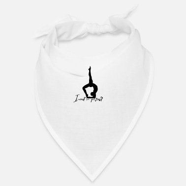 Yoga Invest in Yourself - Bandana