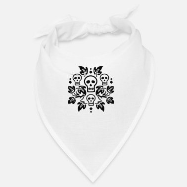 Day Of The Dead Day of the Dead kranium - Bandana