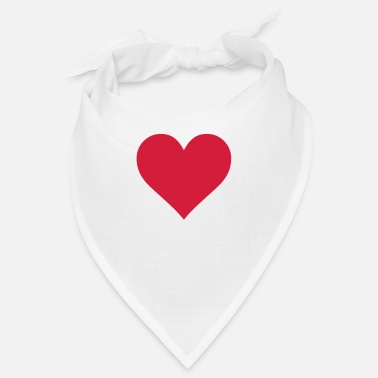 Tlc Heart Love - Bandana