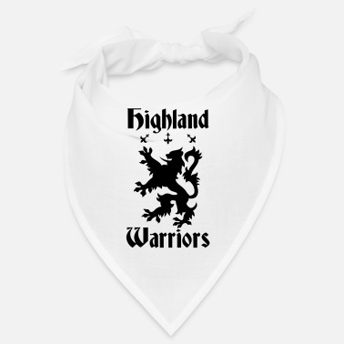 Highlands Highland Warriors - Bandana