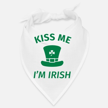 Kiss Me I'm Irish Kiss Me I'm Irish - Bandana