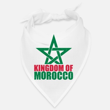 Kingdom Kingdom of Morocco - Bandana