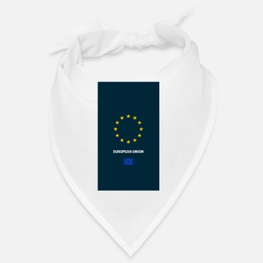 Bandera European Union phone case - Bandana
