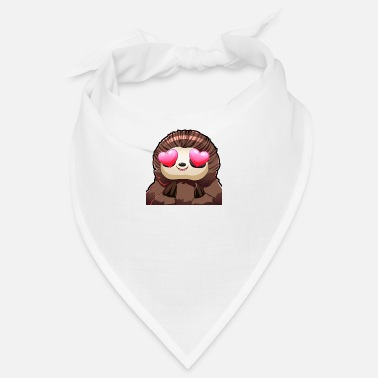 SamTheSloth Love Merch - Bandana