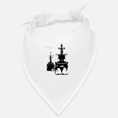 Navy NAVY ship - Bandana