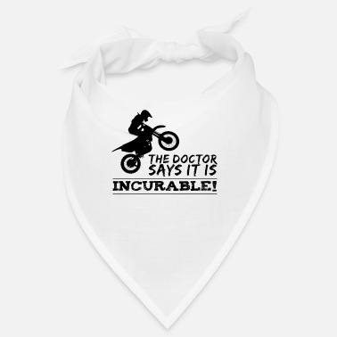 Freestyle Motocross The Doctor says Geschenkidee - Bandana
