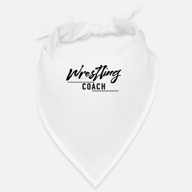 Freestyle Wrestling coach - Bandana