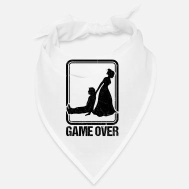 Game Over Game Over Wedding - Bandana