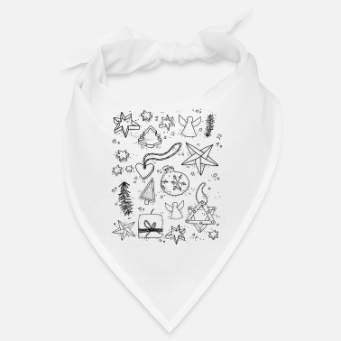 Decoration Christmas decoration, festive decoration - Bandana