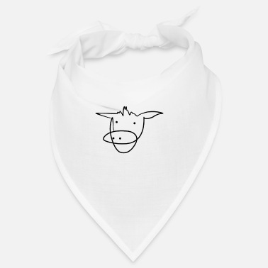 Kälbchen Happy cow - Bandana