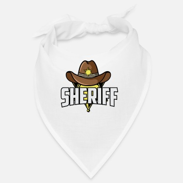 Law Enforcement Unisex sheriff law enforcement - Bandana
