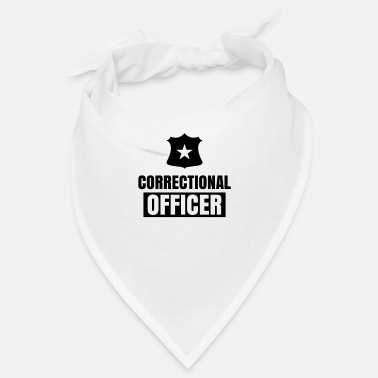 Law Enforcement Law Enforcement Officer Prison - Bandana